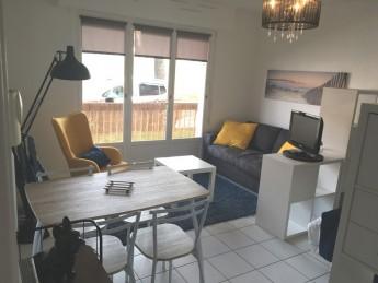 Appartement T1 Les Bosquet